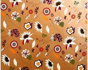 Floral Bloom Gift Wrap (6 Sheets)