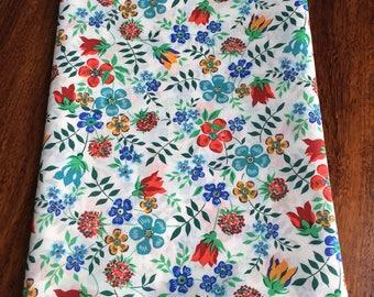 Handmade Scarf in Liberty of London Tana Lawn Fabric Edenham Fully Lined
