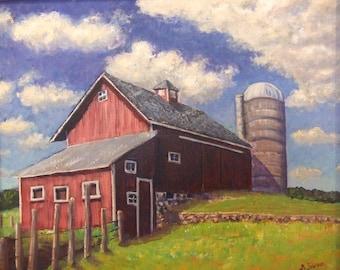 Stalwart Centennial Barn