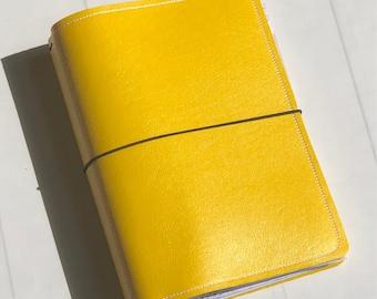 Traveler's Notebook - Yellow