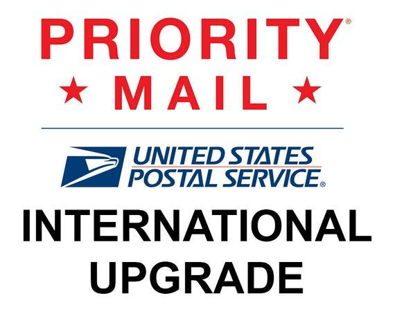 International Shipping Upgrade, Priority International Shipping
