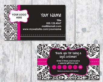 Direct sales business card direct sales business card ribbon design colourmoves Choice Image
