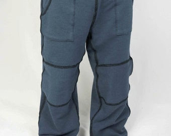 SALE// Toddler bamboo pants, toddler clothes, toddler boy girl pants, grey pant with pockets, 2t 3t