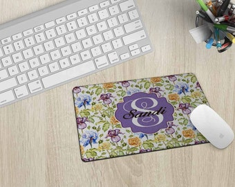 Personalized Mouse Pad, Mouse mat, Mousepad, Custom Mouse Pad, Monogram Mouse pad, Pad, Monogram Mousepad, Mouse Pad, Computer mouse pad #15