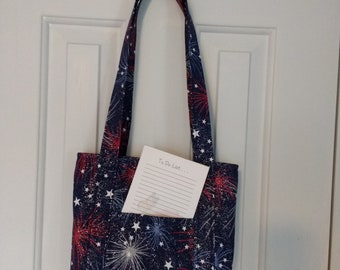 Patriotic Shoulder Bag