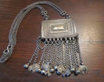 Berber Hand Made Necklace