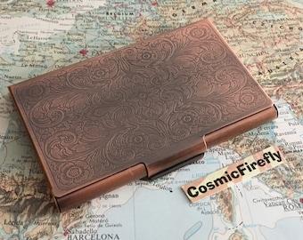 Fancy card case etsy colourmoves