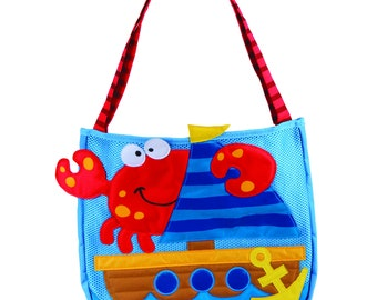 Crab - Perfect First Beach Bag