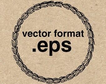 Vektor-Format skalierbare Version von Digital Graphic im UnoPrint Shop - Vektor-EPS und andere Formate