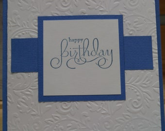 handmade greeting card; handmade birthday card; birthday card; card