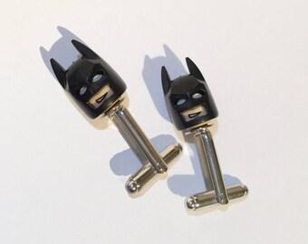 Custom LEGO Batman Cufflinks
