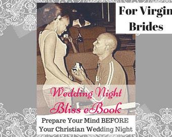 Wedding Night Bliss eBook