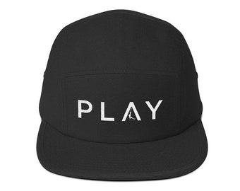 PLAY - Five Panel Cap