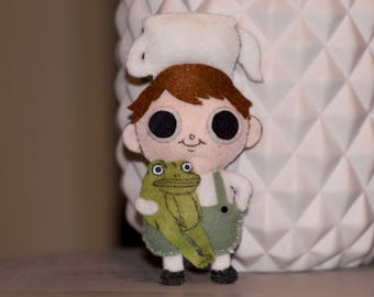 Mini plush Greg La Forest of the strange (over the garden wall)