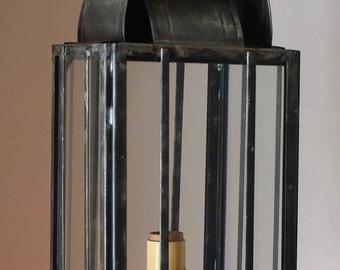 Hanging Tin Lantern E/HA-41