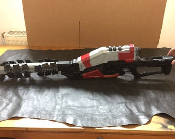 Icebreaker Sniper Rifle Replica painted from destiny Cosplay