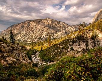 Kern River of the Sierra Print