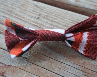 Bow Tie, Football, Baby, Dog, Cat Collar, Clip On, Small