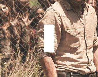 The Walking Dead Single Light Switch Plate Cover