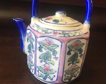 Ben Rickert China Teapot Oriental