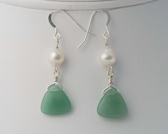 Amazonite Pearl