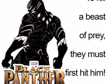 Black Panther Movie Premiere Digital