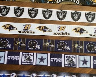 NFL DOG COLLARS!!