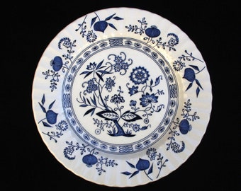 J & G Meakin | Blue Nordic | Dinner Plate | Display Plate | 10 inches | Replacement