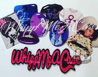 Large purple set
