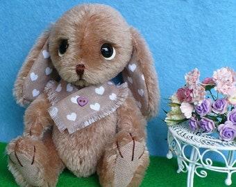 Artist made, Bramble the bunny