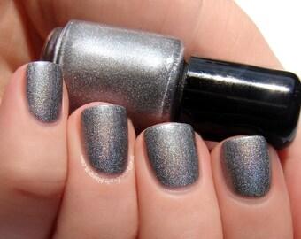 Steel Wool - Custom Holographic Nail Polish
