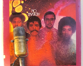 """ON SALE Return To Forever (featuring Stanley Jordan and Chick Corea) Vinyl Record Album LP 1970s Jazz Fusion Virtuoso """"No Mystery"""" (1975 Pol"""