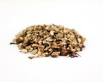 dried burdock