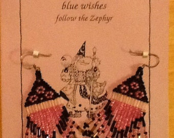Blue Wishes Collection (earrings)