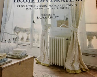 1985 Laura Ashely Decorating Book
