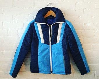 1970s 70s vintage winter ski jacket