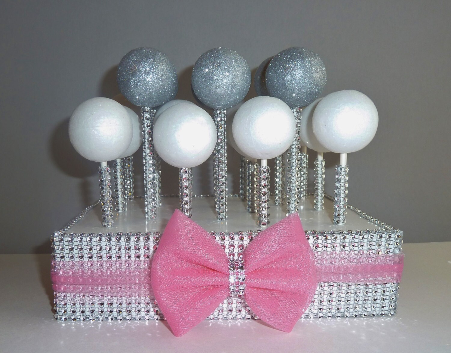 Bling Cake Pop Display