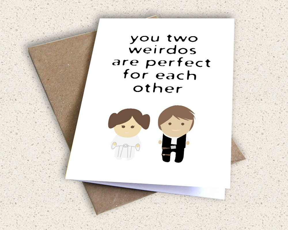 You Two Weirdos Are Perfect For Each Other PRINTABLE DOWNLOAD