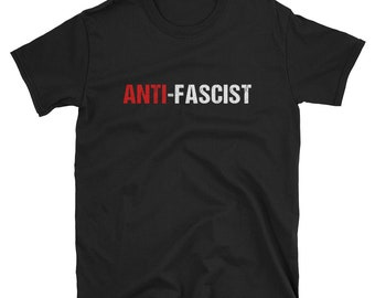 Anti Facist T Shirt