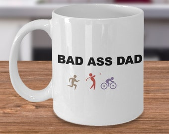 Coffee Mug - Bad Ass Dad
