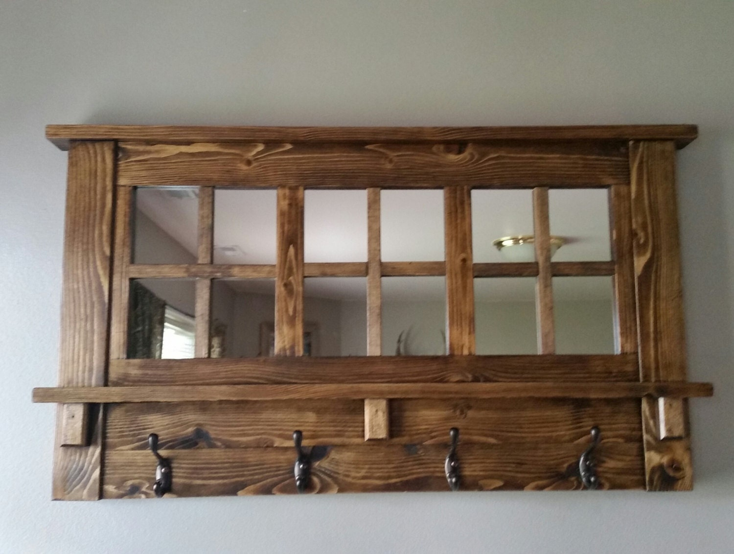 coat organizer racks astonishing rustic wall hairy ga wooden shelf entryway mounted with mount lowes rack decorati mirror hooks