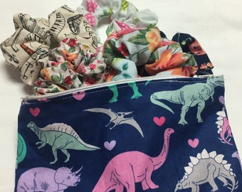 Pick your Fabric Cosmetic Bag!!