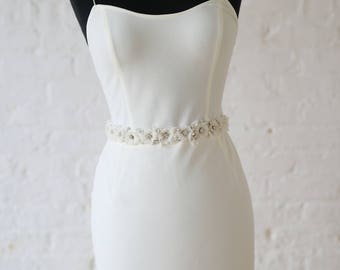 "Jaxie ""Nora"" Bridal Belt"