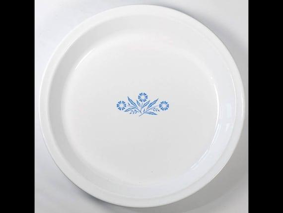 Like this item? & Corning Ware Blue Cornflower Pie Plate Vintage Corn Flower 9
