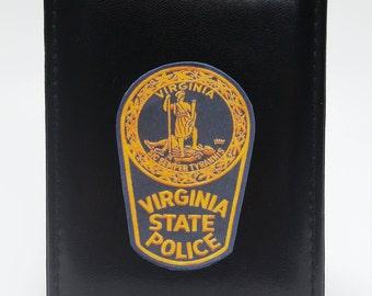 Virginia State Police Patrol Notebook