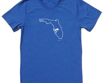 Florida Mountain Biking Shirt