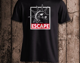Escape | Men's tee | Inspired by Escape From New York