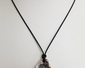 Druzy Geode Pendant Necklace, Free Shipping (18284), Druzy Geode Necklace, Druzy Geode Jewelry, Pendantlady,pq