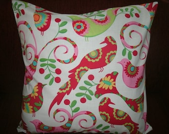 Free Shipping! Set of 2- Whimsical, Sofa Pillow Covers, Pillow Shams, Christmas Pillow Covers, Holiday Decor, Accent Pillow Covers,
