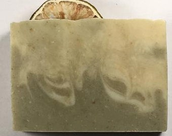 Lime in the Coconut Soap